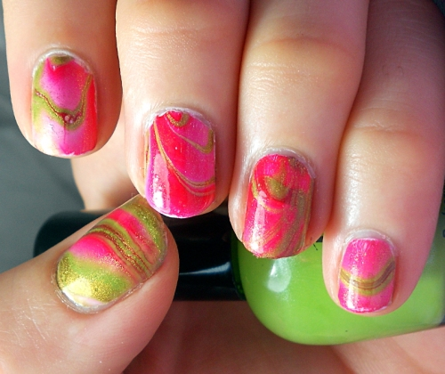 christmas-water-marble-tip-top-we-have-an-agreen-mint-gold-digger-and-charlie-revlon-lady-in-red